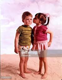 Top latest hd Baby Boy to Girl frist kiss images photos pic wallpaper free download 55