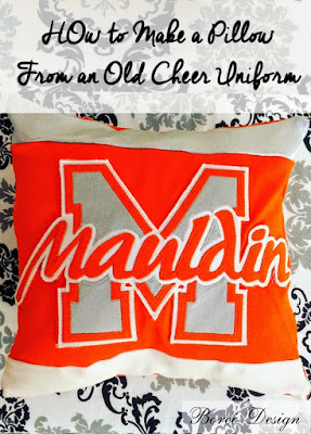 how-to-make-upcycled-cheer-uniform-pillow-tutorial-diy-crafts-sewing