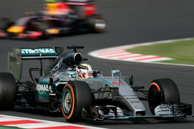 F1 Racing Car Wallpaper