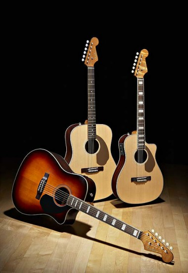 Đàn Guitar Fender Sonoran S NAT
