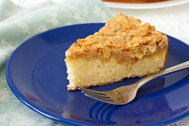Švedski kolač od badema (Tosca cake/Toscakaka)