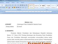 Download Modul Silabus Video Tentang Psiko Edukatif Model Terbaru Kurikulum 2013 Gratis