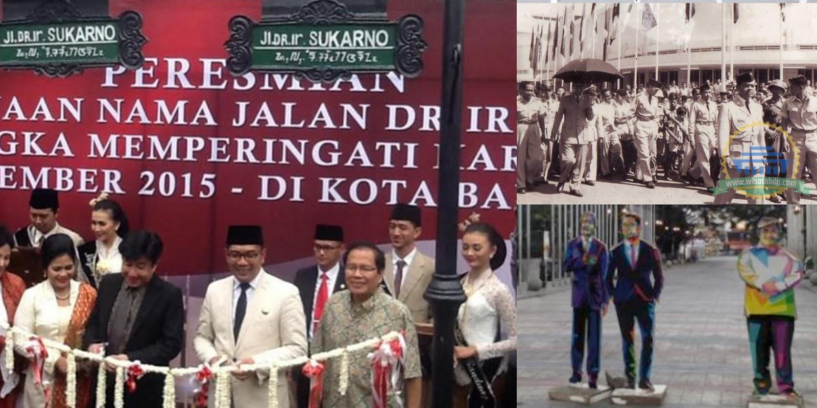Lokasi Jalan Sukarno Bandung