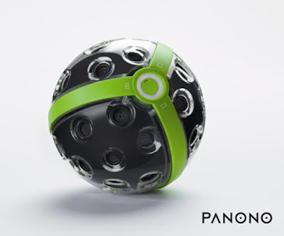 Panono 360° Camera