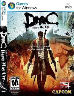 Baixar DmC Pt-Br Devil May Cry 1 PC Game ISO Torrent Grátis
