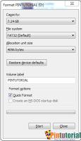 Mengatasi masalah memory card error atau tidak terdeteksi oleh HP anda