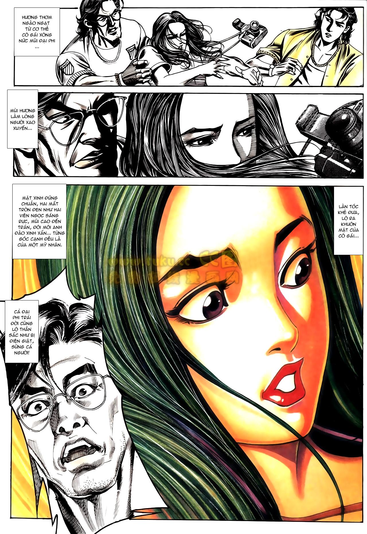 Người Trong Giang Hồ chapter 166: bùng nổ trang 2