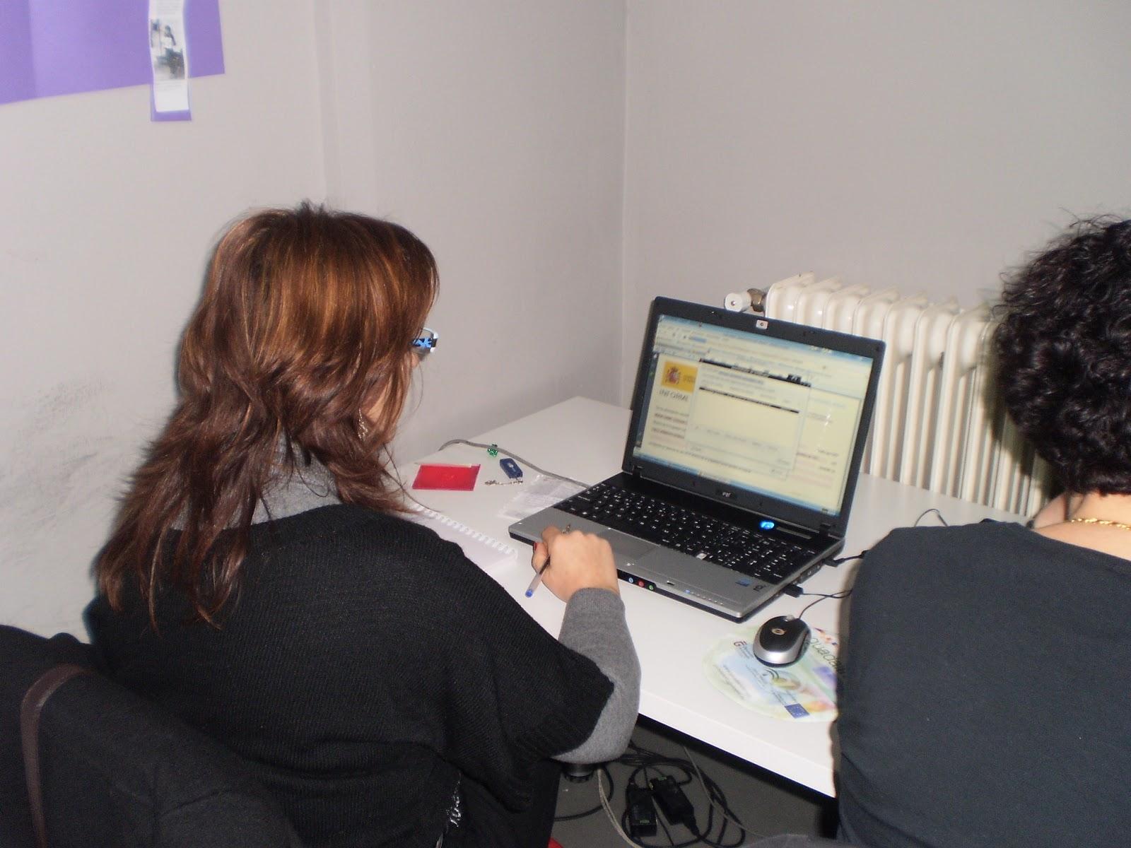 Centro guadalinfo de huescar 12 01 2011 01 01 2012 - Oficina virtual inem ...