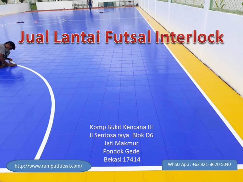5482111b59ce0 Jual Lantai Futsal Interlock