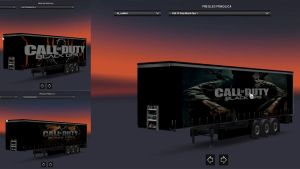 Call Of Duty Black Ops pack traliers