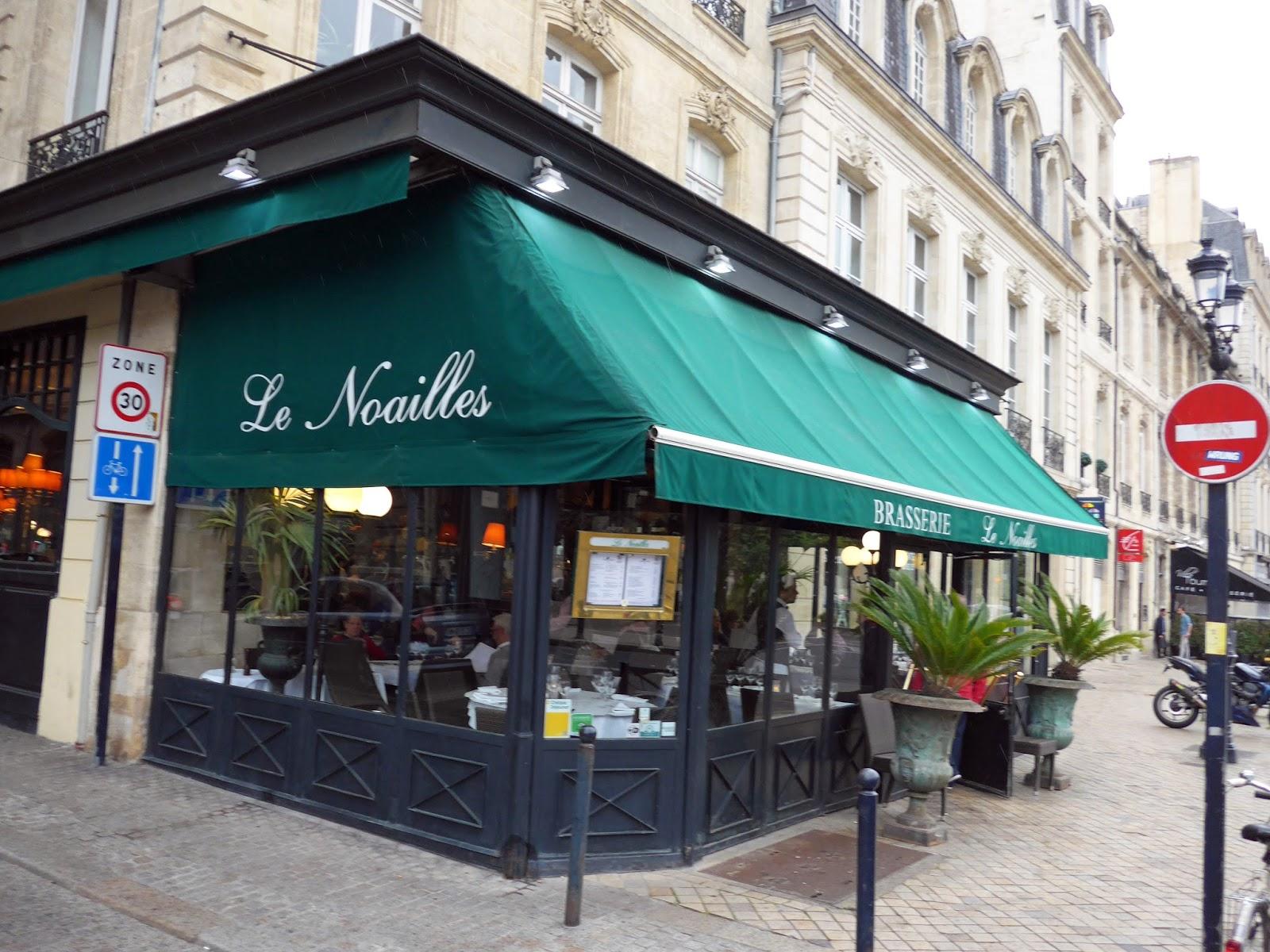 Le Noailles: Classy Brasserie in Bordeaux, France | Tasting Bites