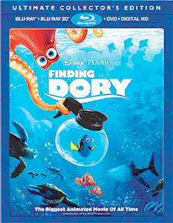 DVD & Blu-ray Release Report, Finding Dory, Ralph Tribbey