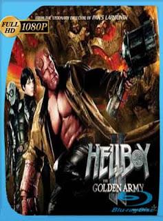 HellBoy 2  2008 HD [1080p] Latino [Mega] dizonHD