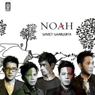 Lirik Lagu Tak Lagi Sama - Noah