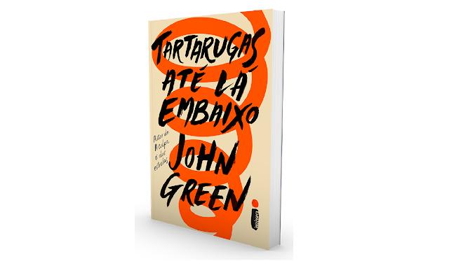 Intrínseca divulga capa de novo livro do John Green