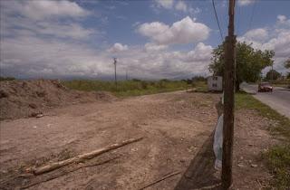 Denuncian la usurpación de tierra de Ferrocarriles