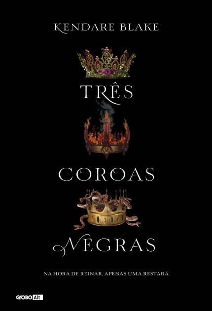 Três coroas negras | Kendare Blake