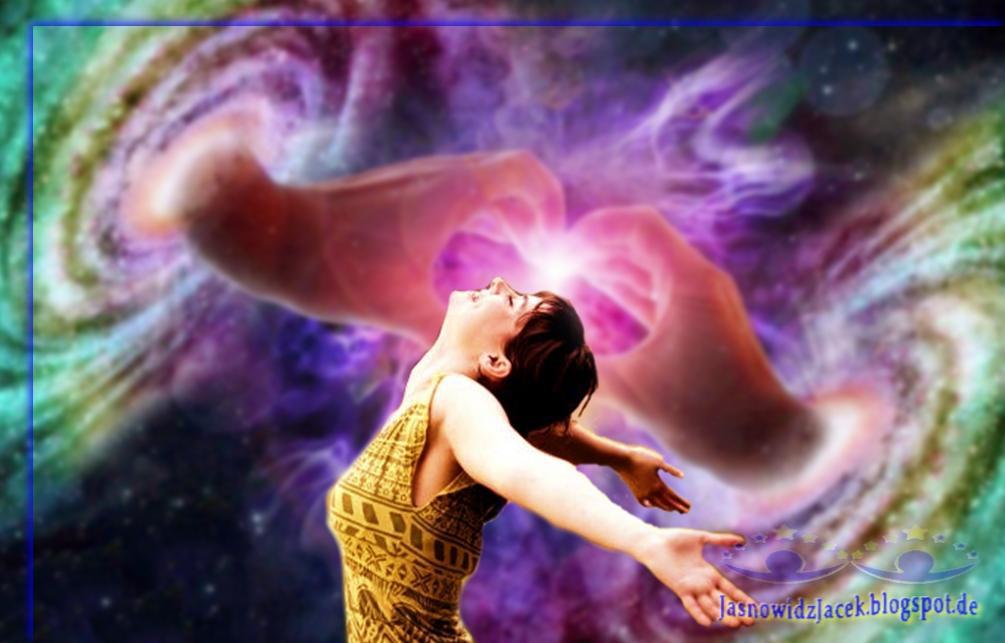 Szczęście nierozłączność z  Wszechświatem - Harmonia