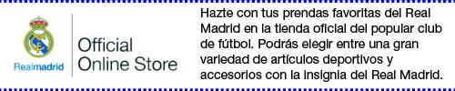 Tienda oficial del Real Madrid