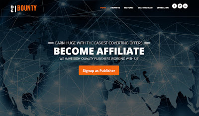 DigiBounty Affiliate Network