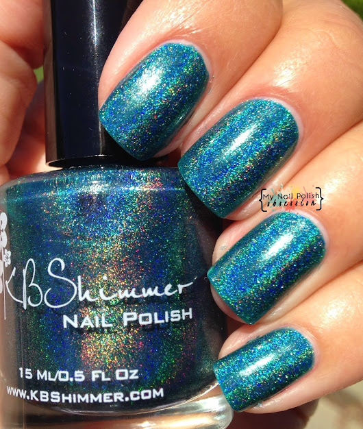 KBShimmer Fall Collection 2014 (partial review & press release)