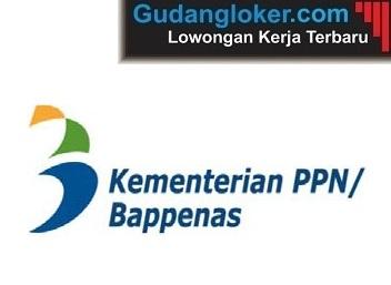 Lowongan Kerja Non CPNS Kementerian Perencanaan Pembangunan Negara (PPN/Bappenas)