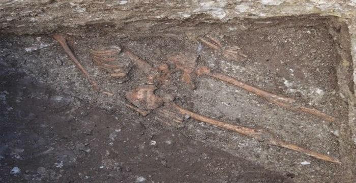 Γιγάντιος σκελετός ανακαλύφθηκε στη Βουλγαρία