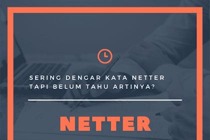 Pengertian Netter Mulai dari Peran dan Contohnya