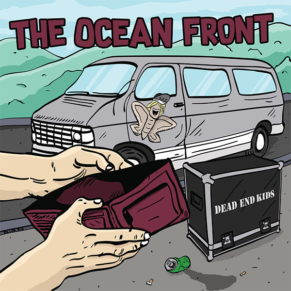 """The Ocean Front stream new EP """"Dead End Kids"""""""