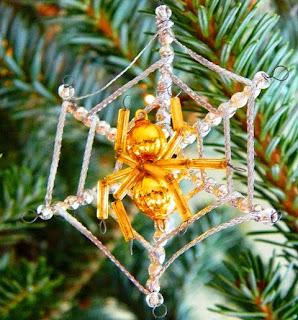 leyenda las arañas de navidad