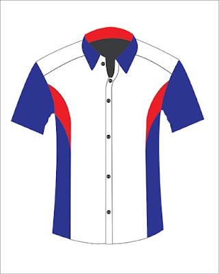 custom made baju korporat uniform