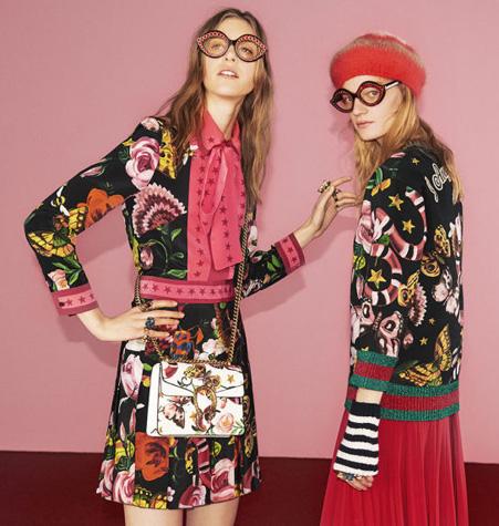Gucci Garden colección capsula moda y accesorios de mujer
