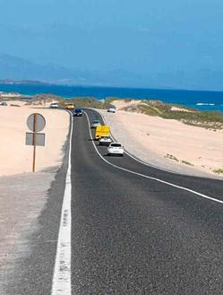 HOLIDAY IN FUERTEVENTURA - En carretera 3