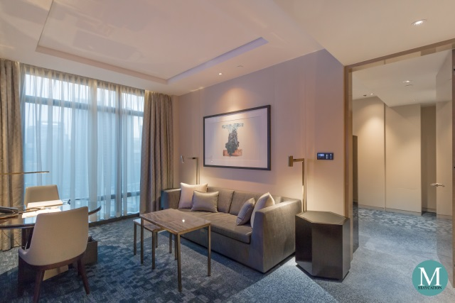 Junior Suite at Four Seasons Hotel Kuala Lumpur