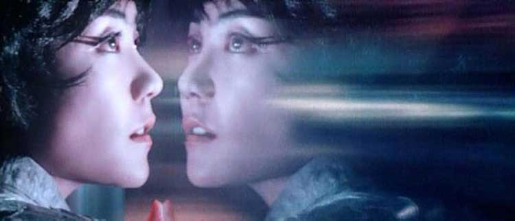 The future is wondrous in Wong Kar-Wai's 2046.