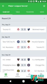 Onefootball Live Soccer Scores Mod Debloated APK