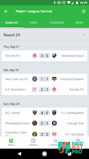 Onefootball Live Soccer Scores Mod Debloated APK