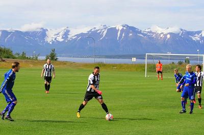 Cinq choses à savoir sur le football en Islande/ La Marseillaise