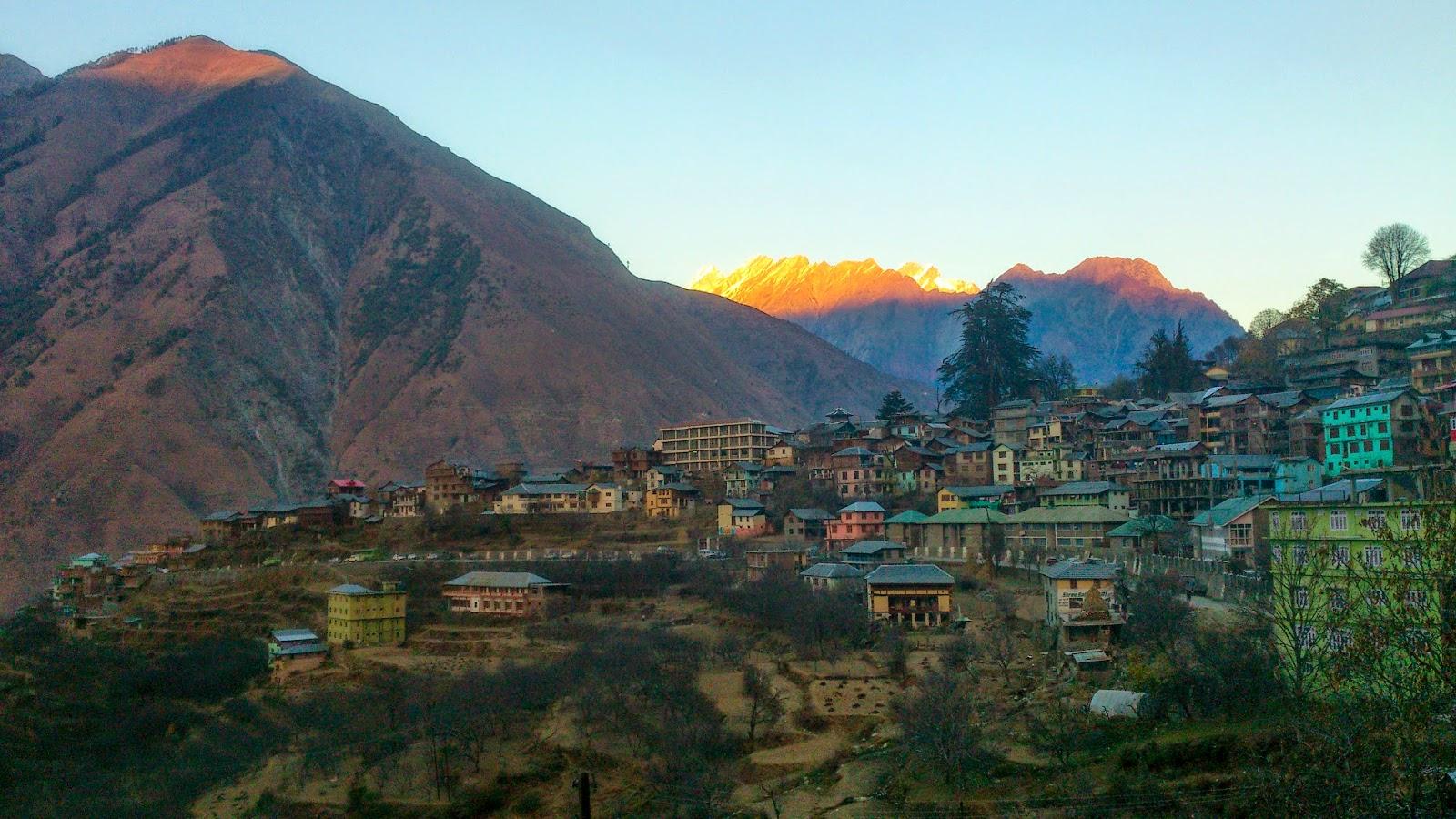 Mark Gomes Chamba Bharmour Winter Trip To Himachal