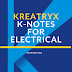KREATRYX- NOTES FOR ELECTRICAL – GATE , IES , PSUS