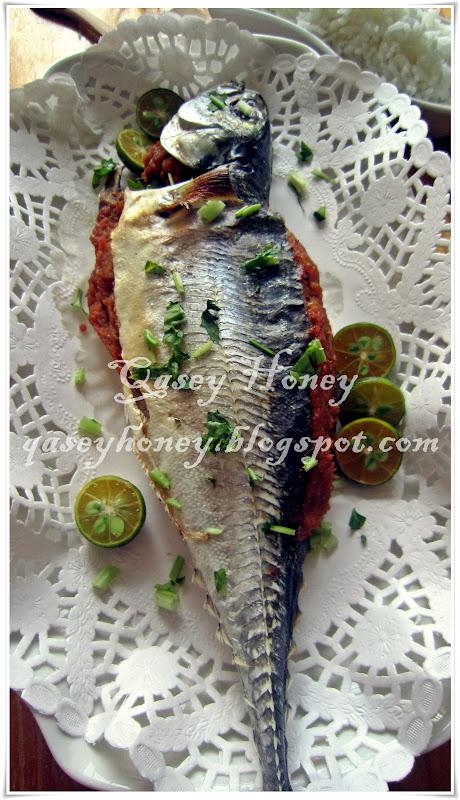 Resepi Ikan Sumbat Kelapa Sedap - Resep Bunda Erita
