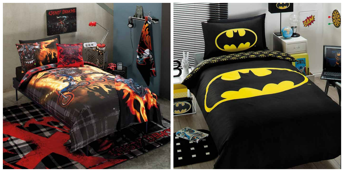 Buy Batman Bedding Sets Personalized Bed Sheets And