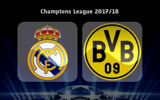 Real Madrid vs Borussia Dortmund Full Match & Highlights 06 December 2017