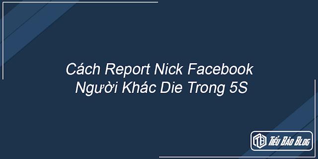 huong dan cach rip nick facebook