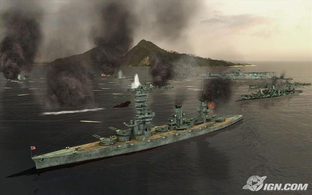 cap - Battlestations: Pacific [Español] [DVD9] [2009] [ULD]