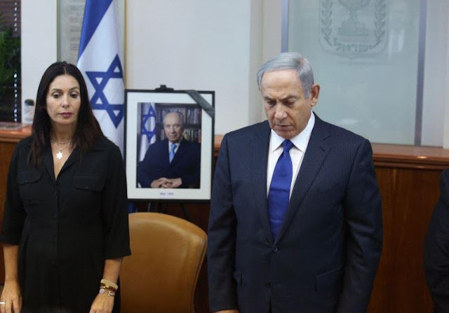 """Reunión especial de gabinete: """"Este es el primer día de la historia de Israel sin Shimon Peres"""""""