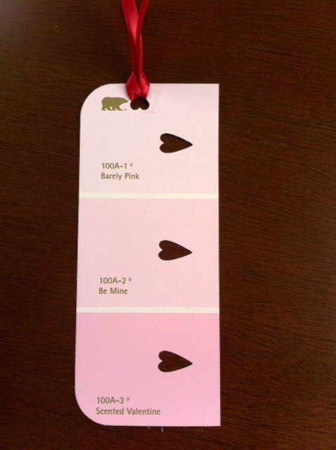 Originally I Didn T Like Having The Paint Color Names Displayed On Bookmark That Was Until Looked A Little More Closely