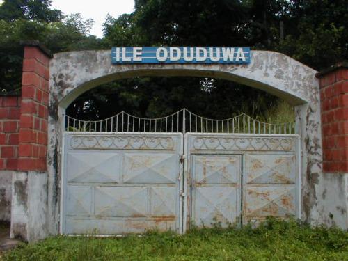 oduduwa shrine ile ife
