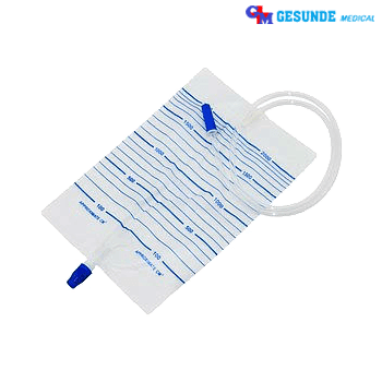 urine Bag dengan anti reflux
