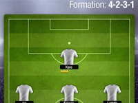 Formasi Ampuh Top Eleven Ala Tottenham Hotspur [4-2-3-1]